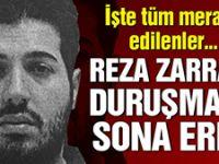 Reza Zarrab duruşması sona erdi