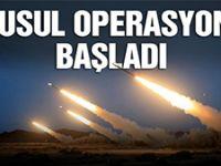 Musul'a operasyonun başladı