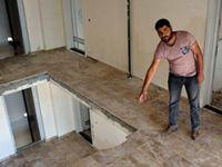 Karabük'te apartman boşluğuna düşen inşaat işçisi yaşamını yitirdi