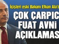 Ala: 'FETÖ, PKK'ya 'terörü artırın' teklifi götürdü'
