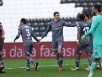 Kartal Manisa'ya gol yağdırdı: 9-0