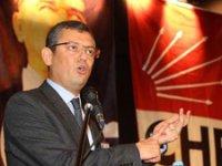 CHP'li Özel'den DEVA ve Gelecek Partisi için kumpas iddiası