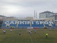 Çankırıspor: 1 - Kurşunlu Belediyespor: 1