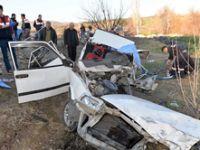 Manisa'da katliam gibi kaza! 3 ölü, 2 ağır yaralı