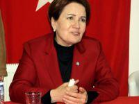 Meral Akşener Çankırı'da