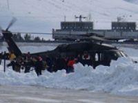 Bitlis'te çığ düştü! 5 asker şehit, 12 asker de yaralı