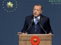 Erdoğan'dan ABD'ye sert Afrin yanıtı