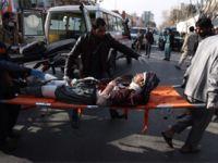 Kabil'deki saldırıda en az 95 kişi öldü, 163 kişi yaralandı