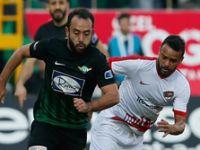 Teleset Mobilya Akhisarspor: 1 - Antalyaspor: 1