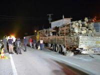 Karabük'te nişan dönüşü kaza: 2 ölü, 3 yaralı