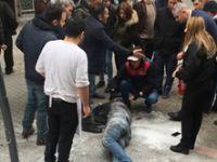 Balıkesir'de bir vatandaş kendini yaktı!