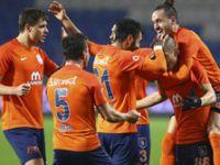 Medipol Başakşehir: 5 - Kardemir Karabükspor: 0