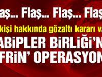 Son dakika haberi… Türk Tabipler Birliği yönetimine gözaltı