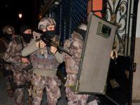 İstanbul'da uyuşturucu baskını! Çok sayıda gözaltı