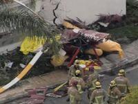 ABD'de, helikopter evin üzerine düştü: 3 ölü, 2 yaralı