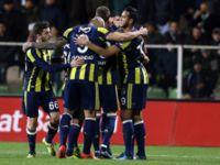 Akın Çorap Giresunspor: 1 - Fenerbahçe: 2