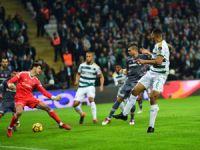 Bursaspor: 2 - Beşiktaş: 2