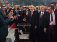 CHP 36. Olağan Kurultayı'ndan Kılıçdaroğlu başkan çıktı