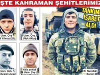 Acı haberler üst üste geldi… 8 askerimiz şehit oldu