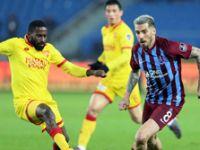 Trabzonspor: 0 - Göztepe: 0