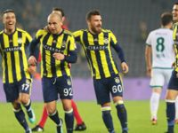 Fenerbahçe tur biletini kaptı