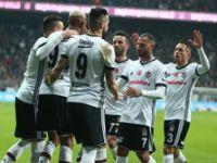 Beşiktaş: 5 - Kardemir Karabükspor: 0