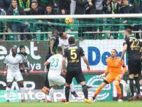 Teleset Mobilya Akhisarspor: 1 - Bursaspor: 0