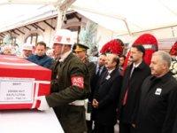 Çankırılı şehit Erdem Mut, Kırıkkale'de toprağa verildi