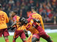 Spor Toto Süper Lig'de 2017-2018 sezonu şampiyonu Galatasaray