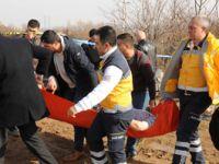 Kırıkkale'de genç kadının yanmış cesedi bulundu
