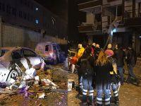 Kırıkkale'de korkutan doğalgaz patlaması: Yaralılar var