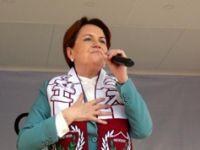 İYİ Parti Genel Başkanı Akşener adaylığını açıkladı