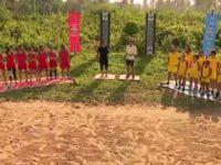 Survivor'da milli mücadele! Survivor son bölümde neler oldu? Ödül oyununu hangi takım kazandı?