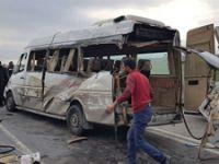 Arnavutköy'de öğrenci servisi kaza yaptı: Bir öğrenci öldü