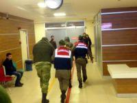 Edirne'de gözaltına alınan 2 Yunan asker tutuklandı