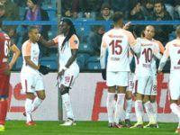 Kardemir Karabükspor: 0 - Galatasaray: 7