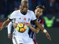 Trabzonspor: 0 - Beşiktaş: 2