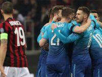 Milan: 0 - Arsenal: 2