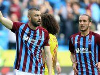 Trabzonspor: 4 - Evkur Yeni Malatyaspor: 1