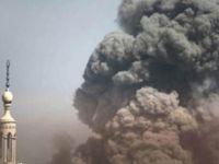 Son dakika... Şam'da pazar yerine roketli saldırı: 29 ölü, 32 yaralı