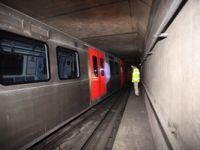 Ankara'da metro kazası: 2 gün metro yok!