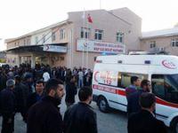 Diyarbakır'da hain saldırı: 1 şehit, 4 yaralı