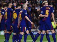 Barcelona: 4 - Roma: 1
