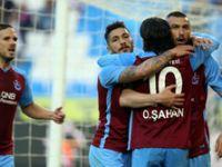 Trabzonspor: 4 - Kayserispor: 0