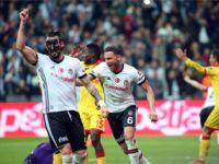 Beşiktaş:5 - Göztepe: 1