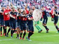 Ve şampiyon Bayern Münih