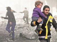 Son dakika... Suriye Doğu Guta'da kimyasal saldırı: Can kaybı 80'e çıktı