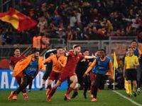 Roma mucizeyi başardı, Barcelona'yı eledi!
