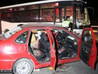 Ağrı ve Denizli'deki kazalarda; 7 ölü, 12 yaralı