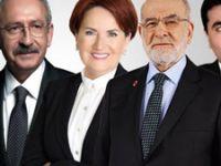 'Millet İttifakı' imzaları tamam